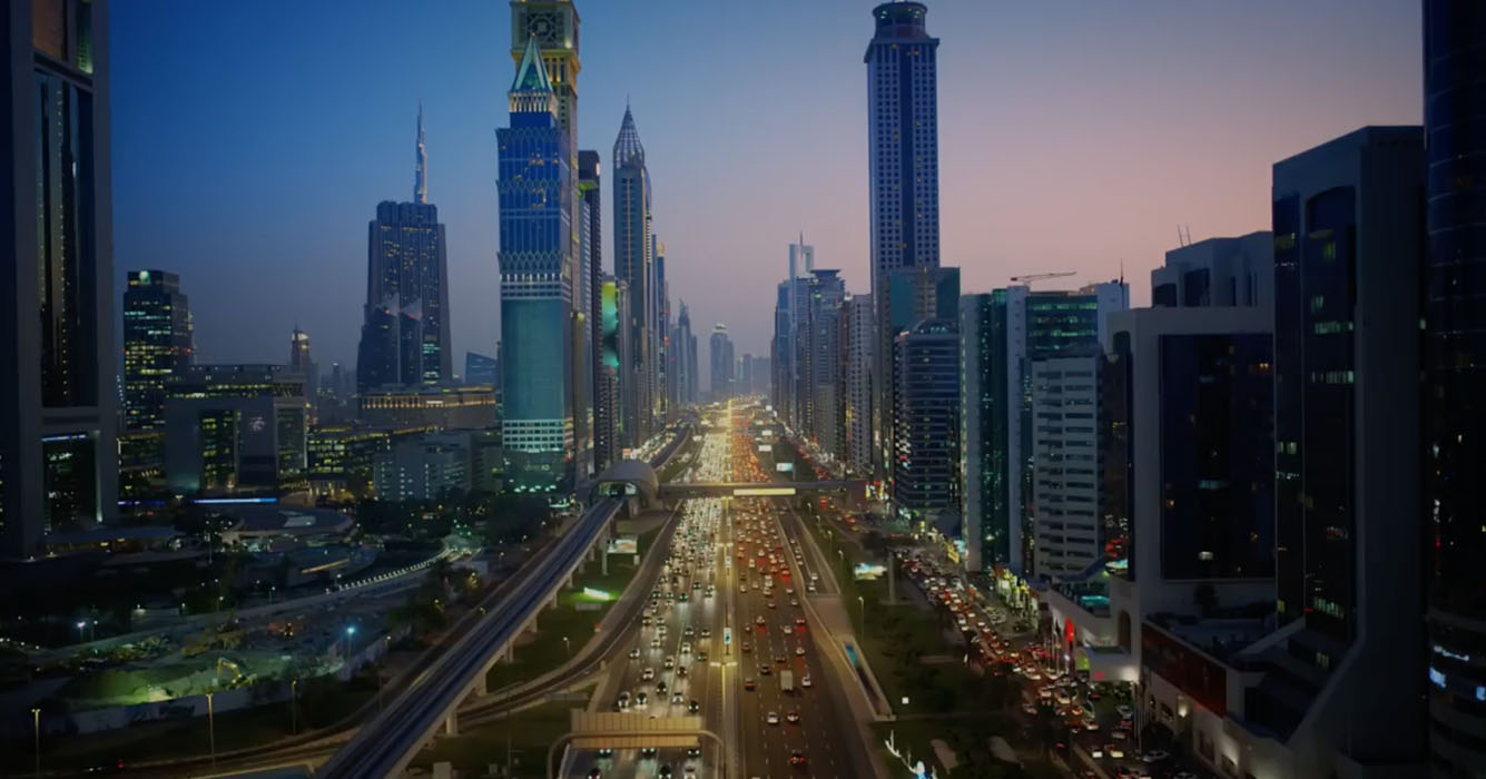 intelligent transportation system dubai