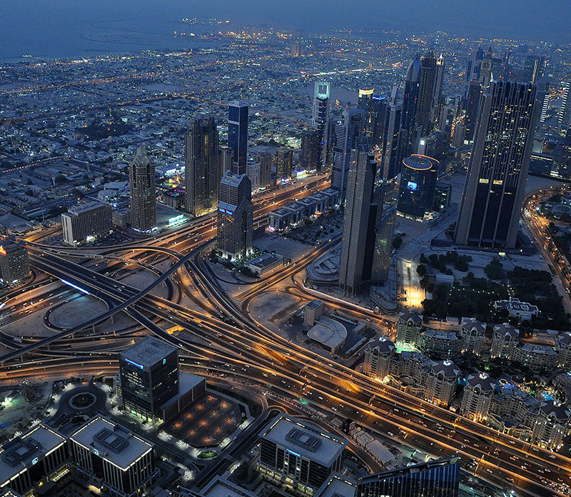 about traffic management solution in uae